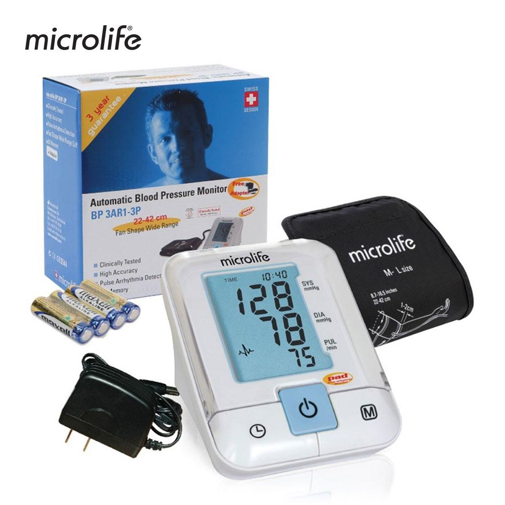 Microlife เครื่องวัดความดัน รุ่น 3AR1-3P