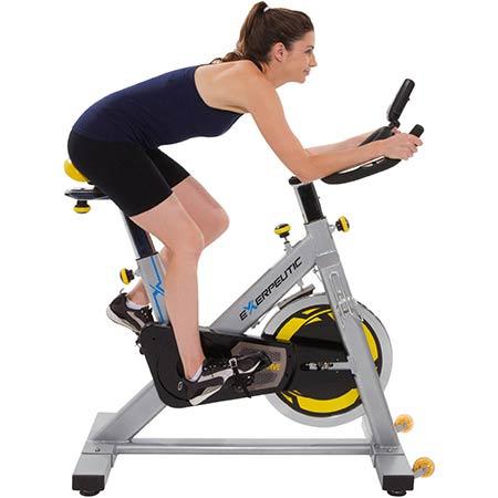 จักรยานออกกำลังกายแบบ-Spin-Bike