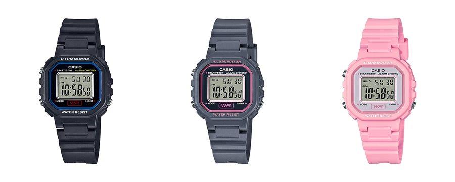 นาฬิกาข้อมือผู้หญิง Casio รุ่น LA-20WH