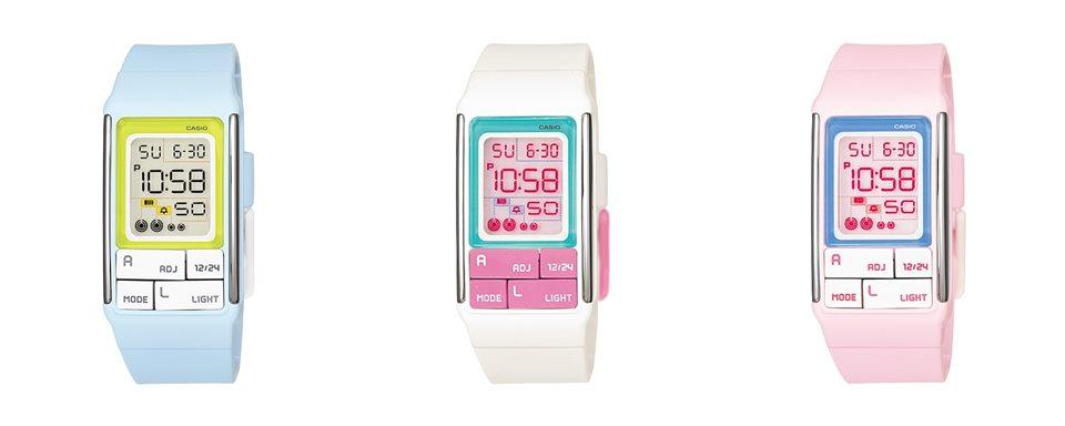 นาฬิกา casio รุ่น Casio POPTONE LDF-52