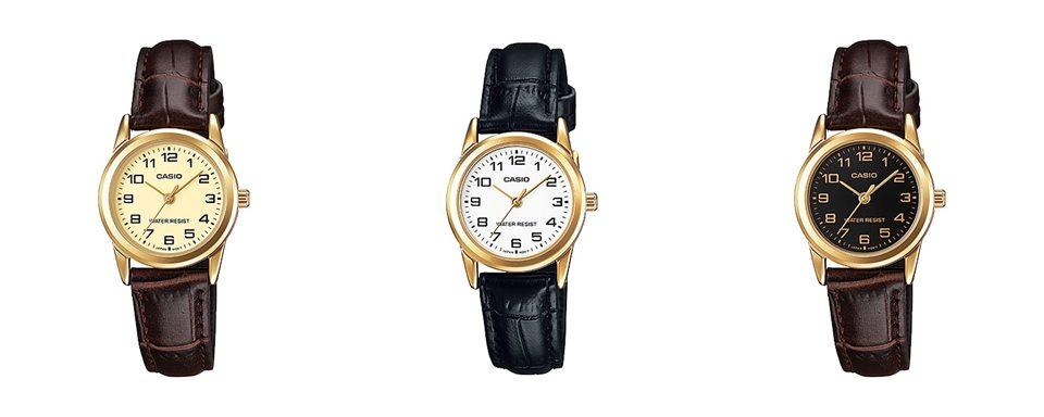 นาฬิกา casio รุ่นLTP-V001