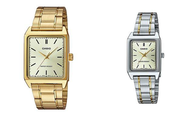 นาฬิกา casio รุ่นLTP-V007G