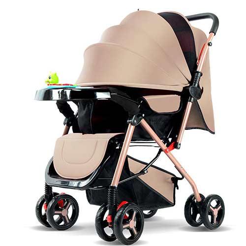 รถเข็นเด็กพับได้-รถเข็นเด็กก้านร่ม