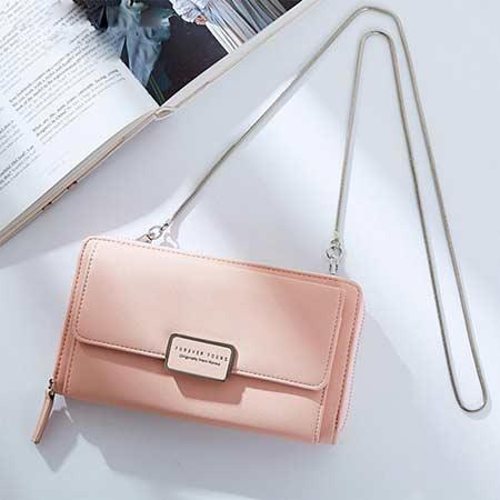 กระเป๋าสตางค์-Forever-young-แบบยาว-และแบบสายคล้องมือ-ราคาถูก