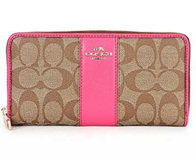 กระเป๋าสตางค์-coach-ผู้หญิง