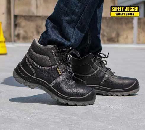 รองเท้าเซฟตี้ รองเท้านิรภัย safety shoes