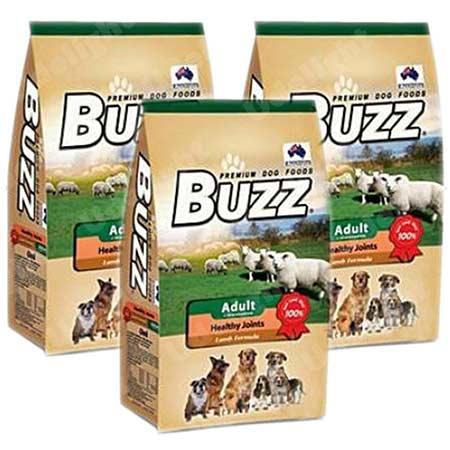 อาหารสุนัข-Buzz