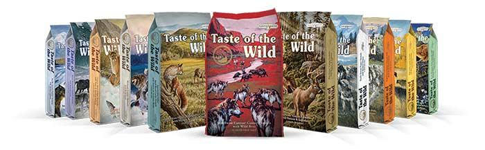 อาหารสุนัข-Taste-of-the-wild