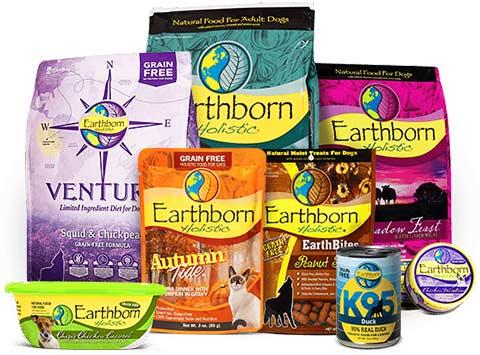 อาหารสุนัข-earthborn