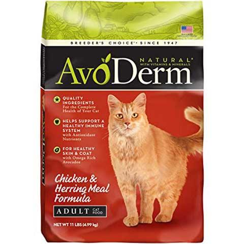 อาหารแมว-Avoderm