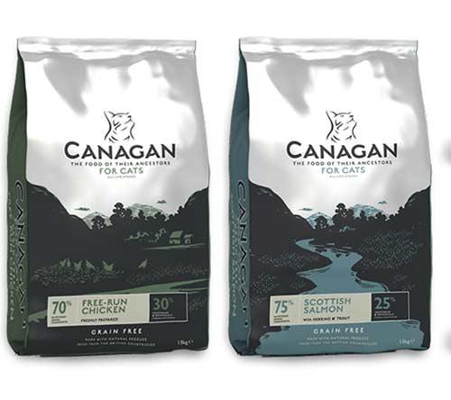 อาหารแมว-Canagan