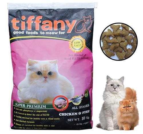 อาหารแมว-Tiffany