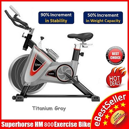 HM800-จักรยาน-Spin-bike-18-kg