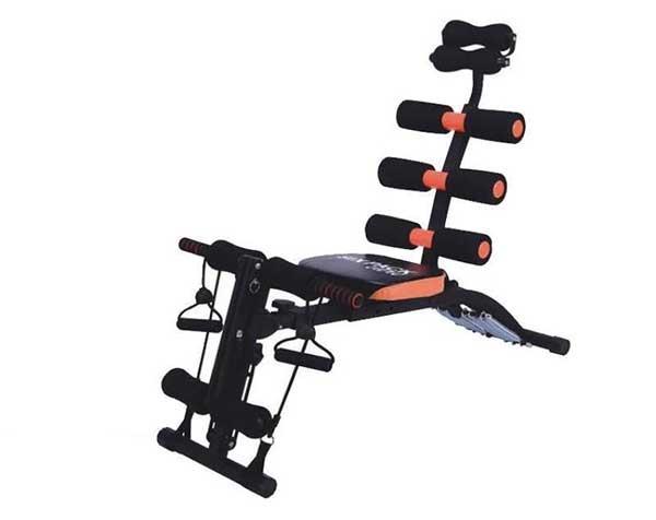 Six-Pack-Care-เบาะซิทอัพ-เก้าอี้ซิทอัพพร้อมจักรยานออกกำลังกาย