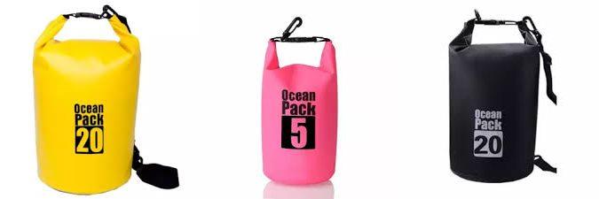 กระเป๋ากันน้ำ ยี่ห้อ Ocean Pack by DT