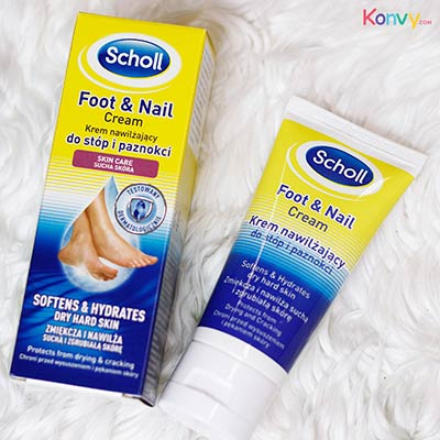 Scholl-Foot-&-Nail-Cream