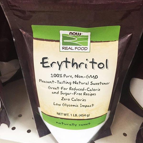 น้ำตาลอิริทริทอล-น้ำตาลที่ผู้ป่วยเบาหวานกินได้
