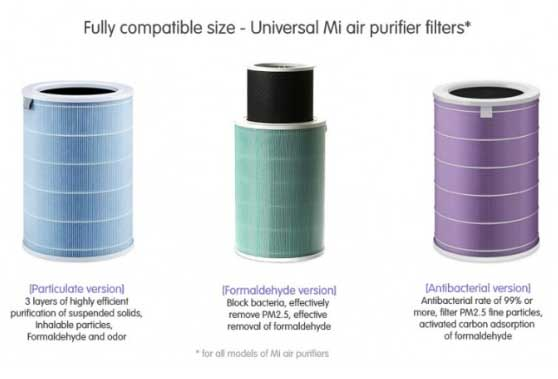 xiaomi-mi-air-purifier-2s-ไส้กรอง