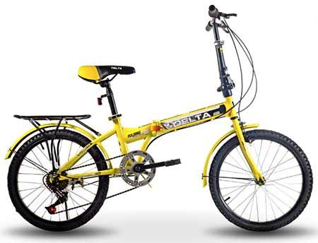 DELTA-จักรยานพับได้-20-นิ้ว-รุ่น-Acura