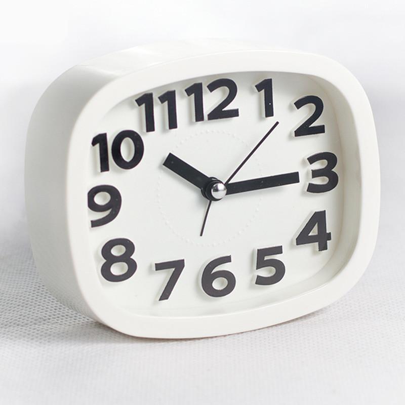 นาฬิกาปลุกตั้งโต๊ะสไตล์เกาหลี