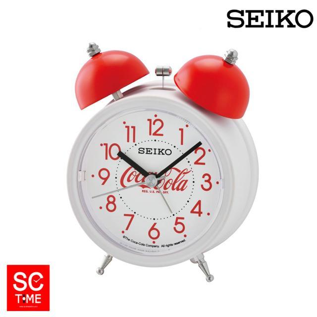 นาฬิกาปลุก SEIKO Coca Cola
